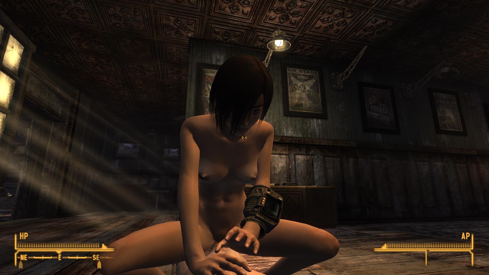Fallout 3 angel mod porn nackt photos