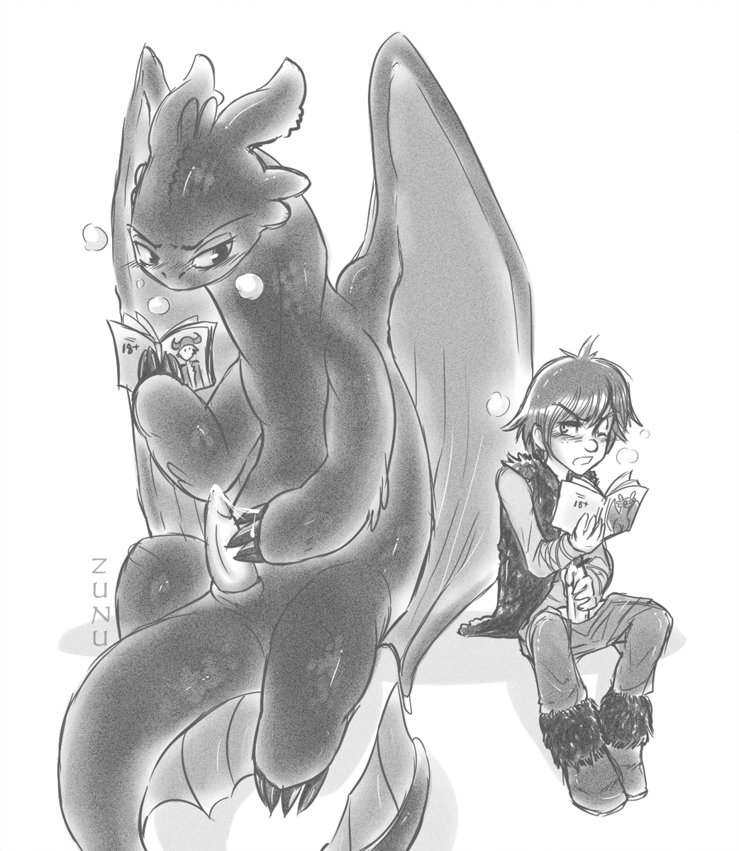 Train your dragon toothless hentai hentia gallery
