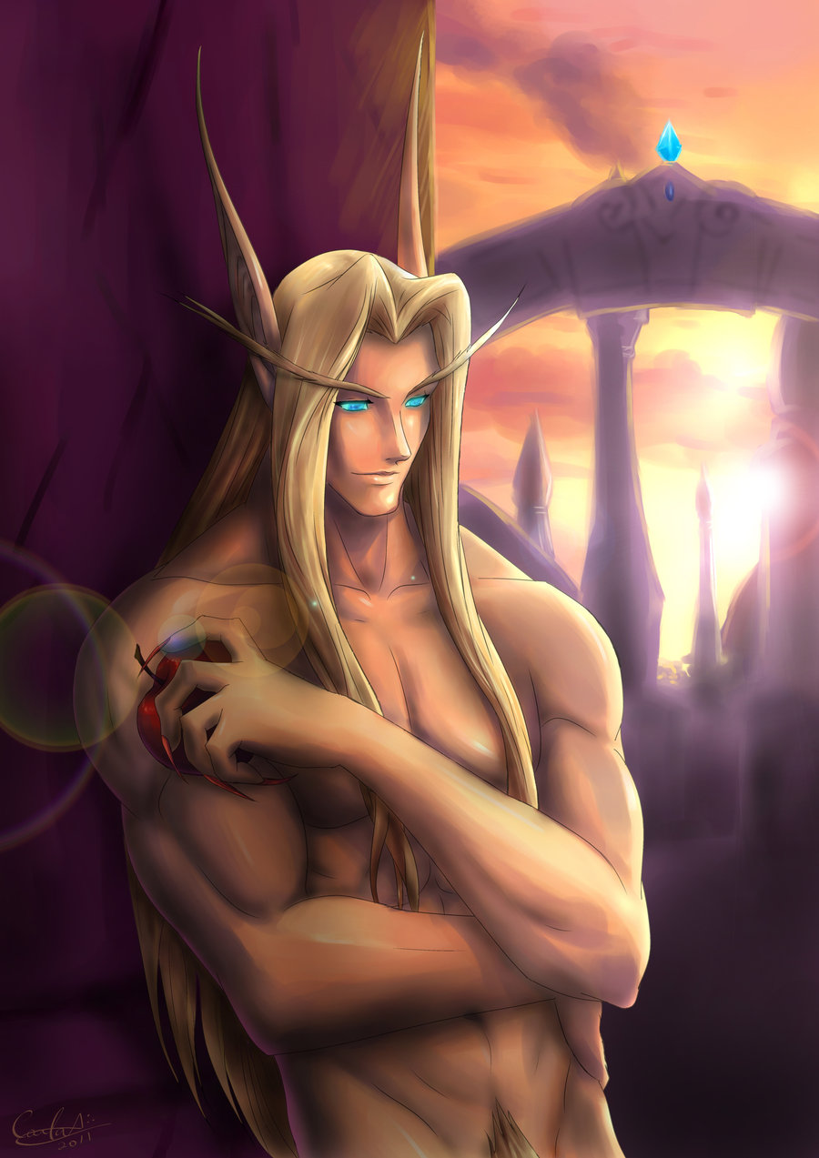 Wow gay hentai blood elf sexual tube