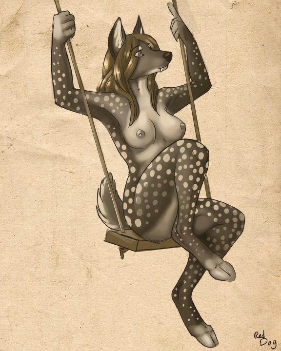 Naked Deer Hunter Hello