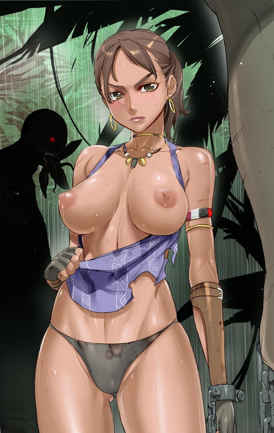 Resident evil 5 sheva gallery porn porn comics