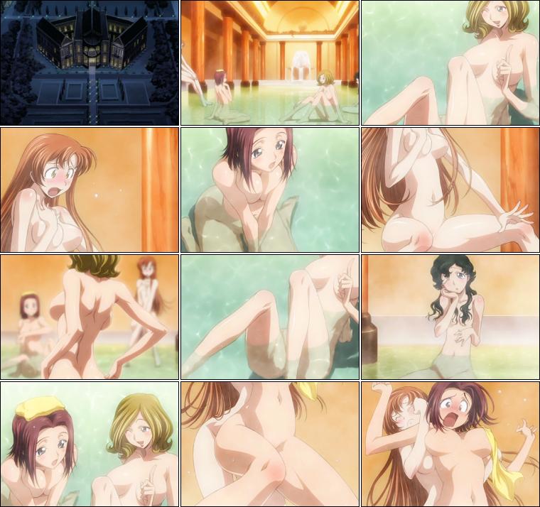 Code geass nude scene