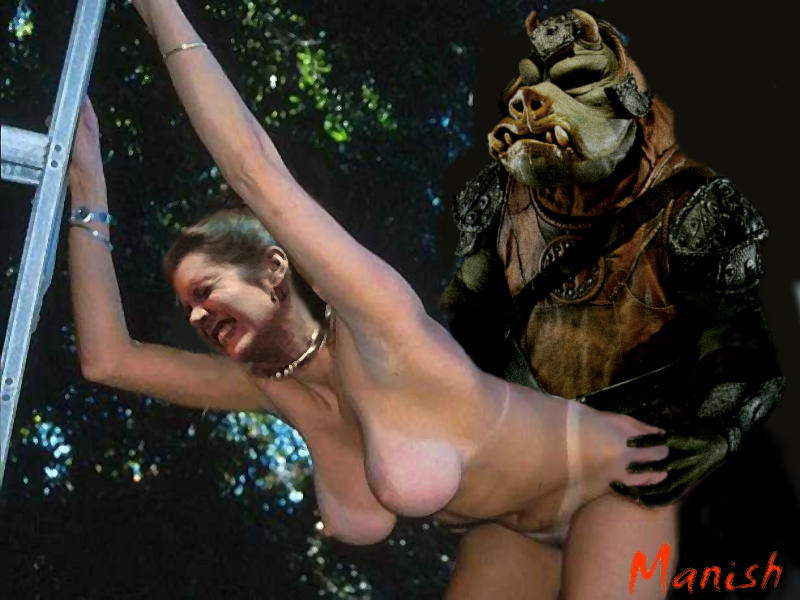 Naked star wars leia angels pics free
