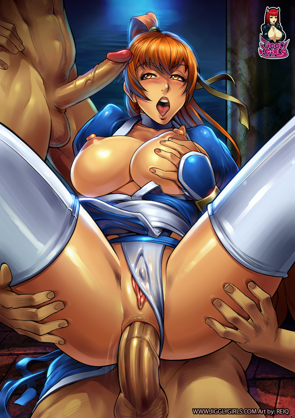 Anal hentai warrior gif exposed tube