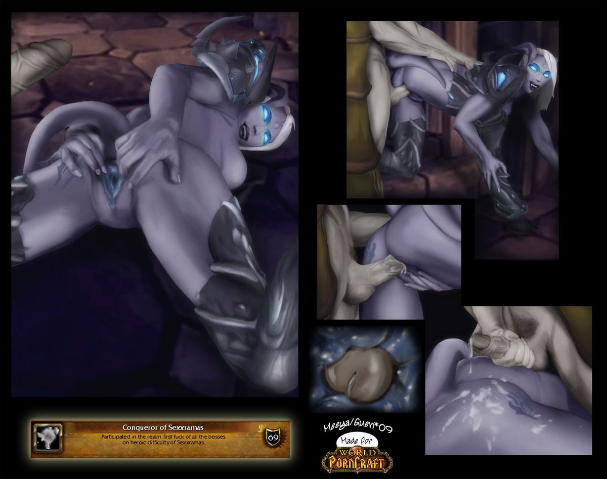 World of warcraft undead animated porn nude image