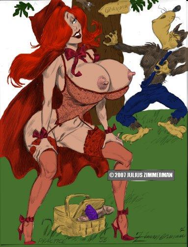 Красная шапочка порношара извиняюсь