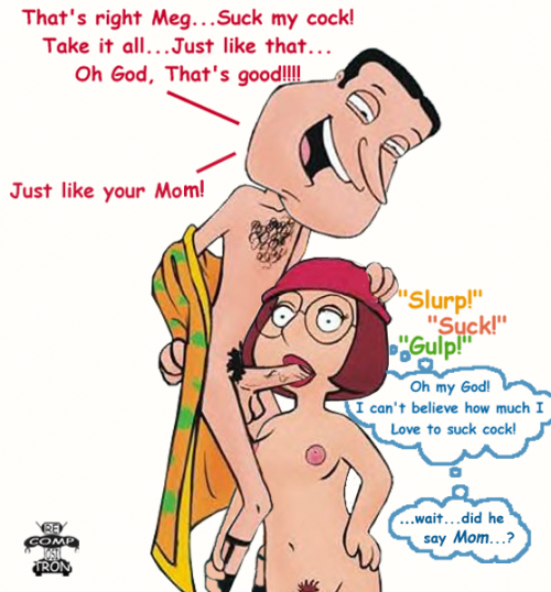 Lois family guy blowjob