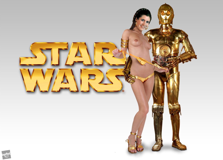 Star wars nude pics princess leia nackt pics