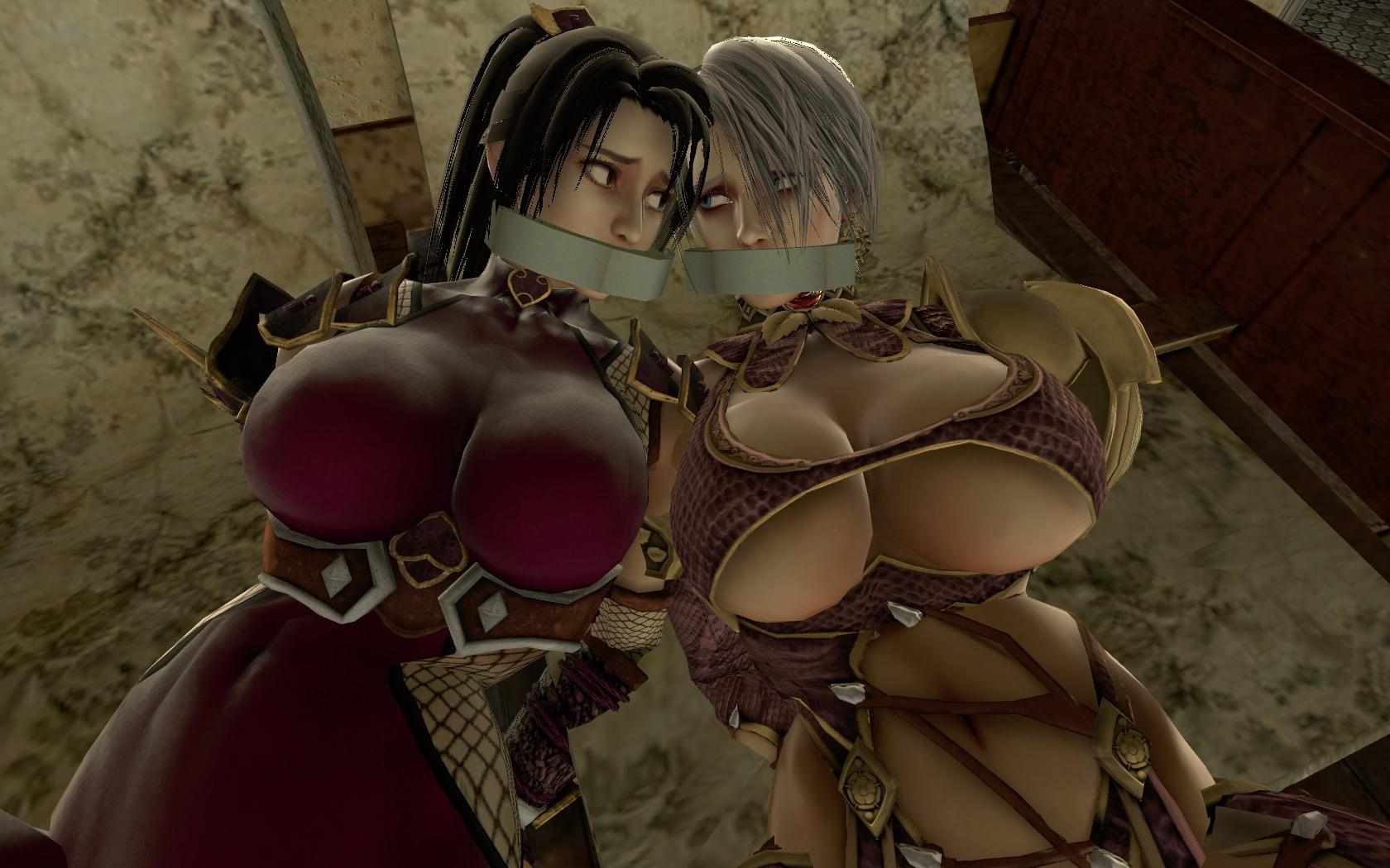 Soul calibur x ivy free porn video  sexy movies