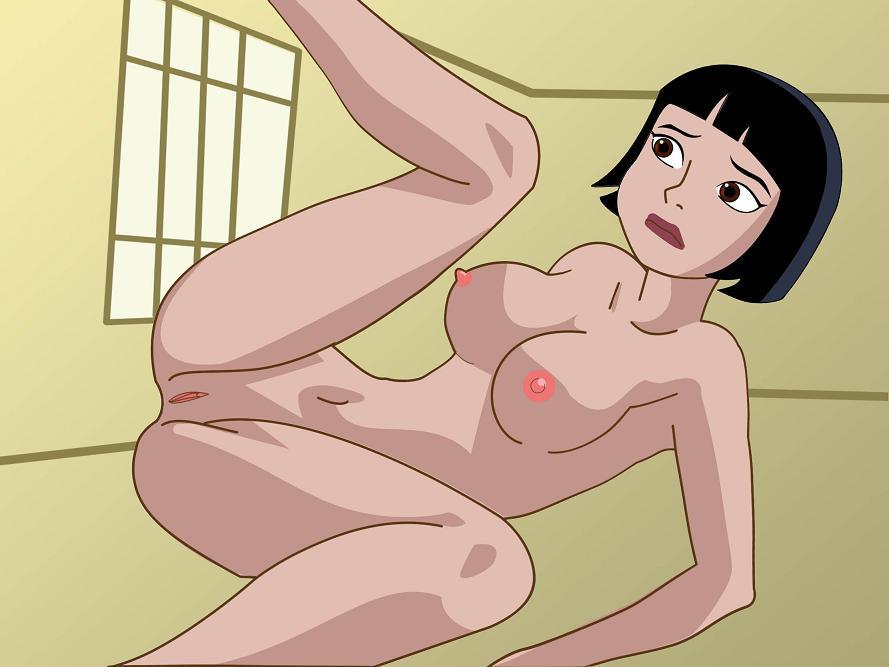 Nude Plump