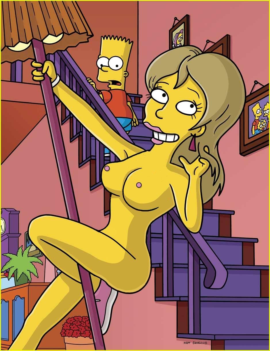 Tabitha vixx nackt simpsons Tabitha Vixx