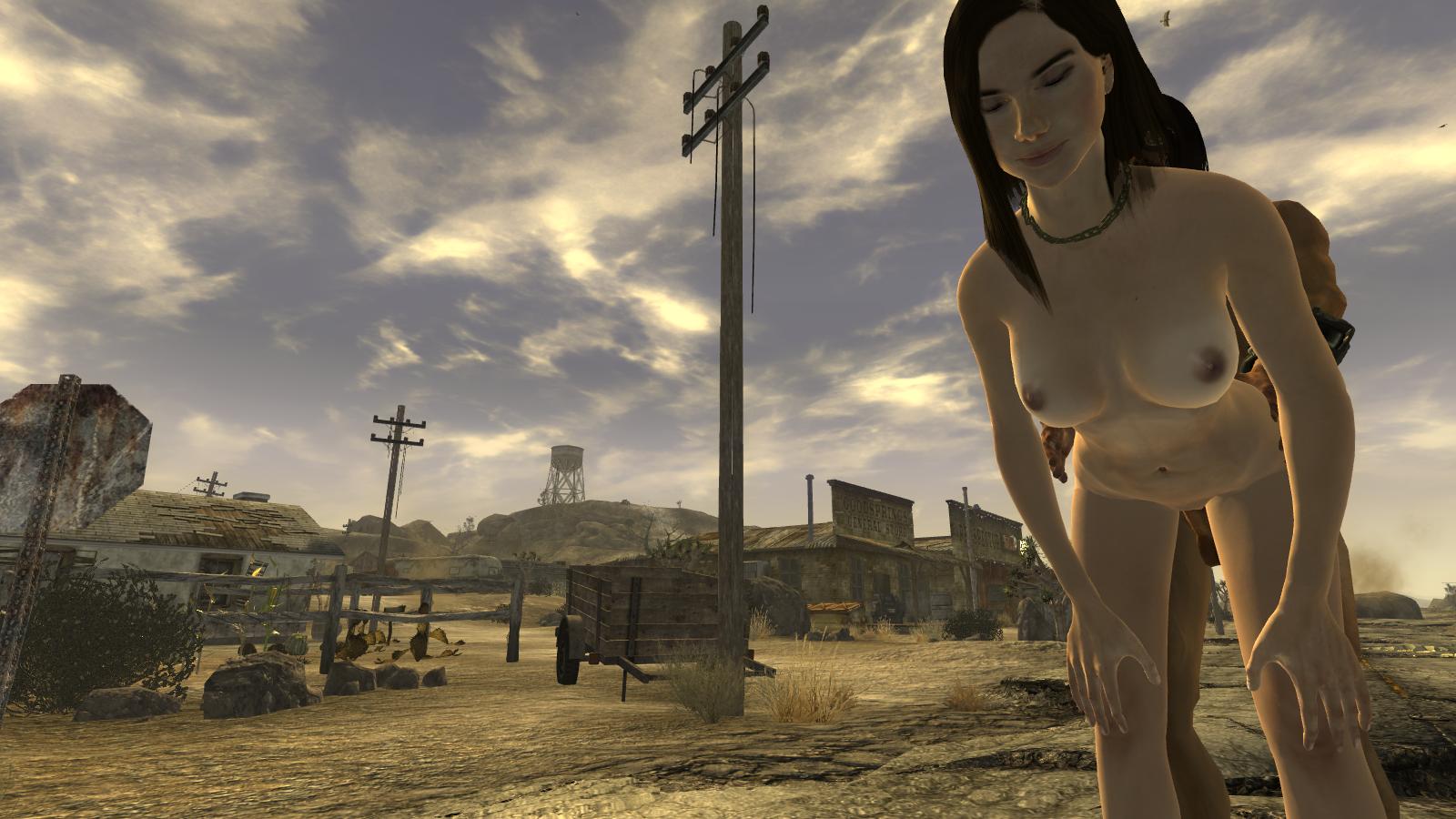 Fallout New Vegas Porn Gif