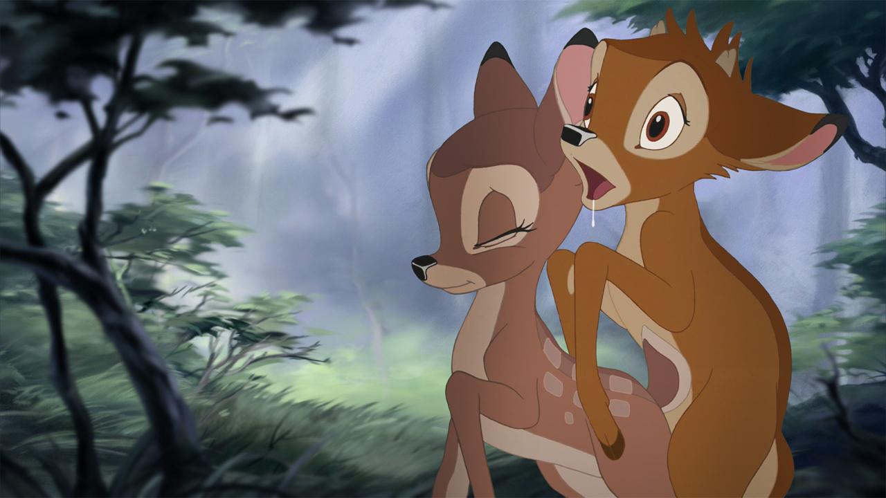 Bambi Cartoon Hentai Fuck