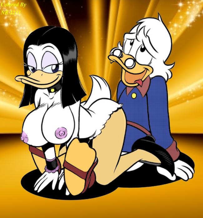 Утка Сом Секс