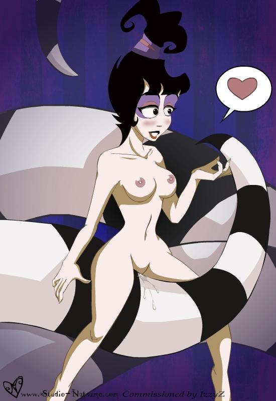 Порно фото аниме хентай битлджус