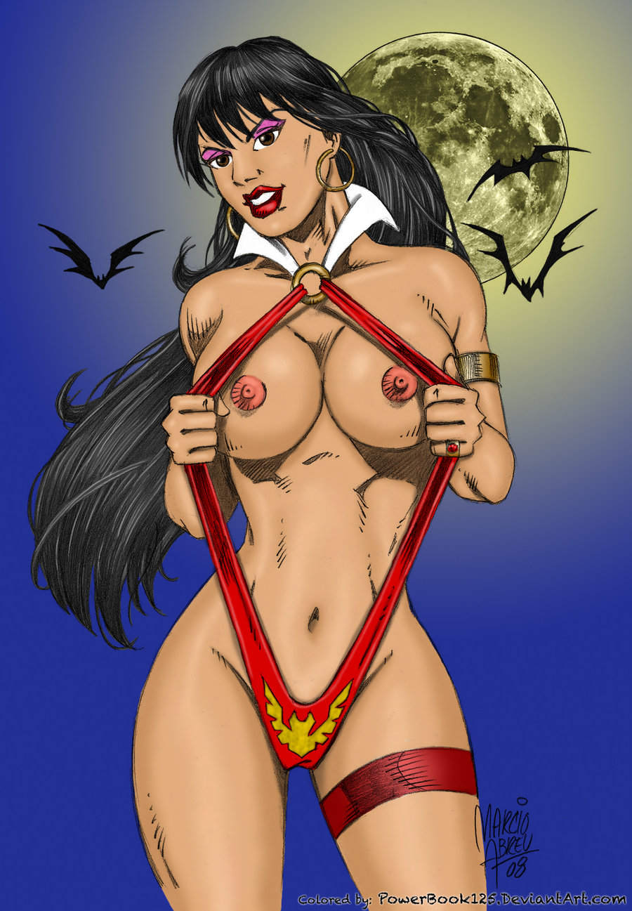 Vampirella big tit images xxx photos