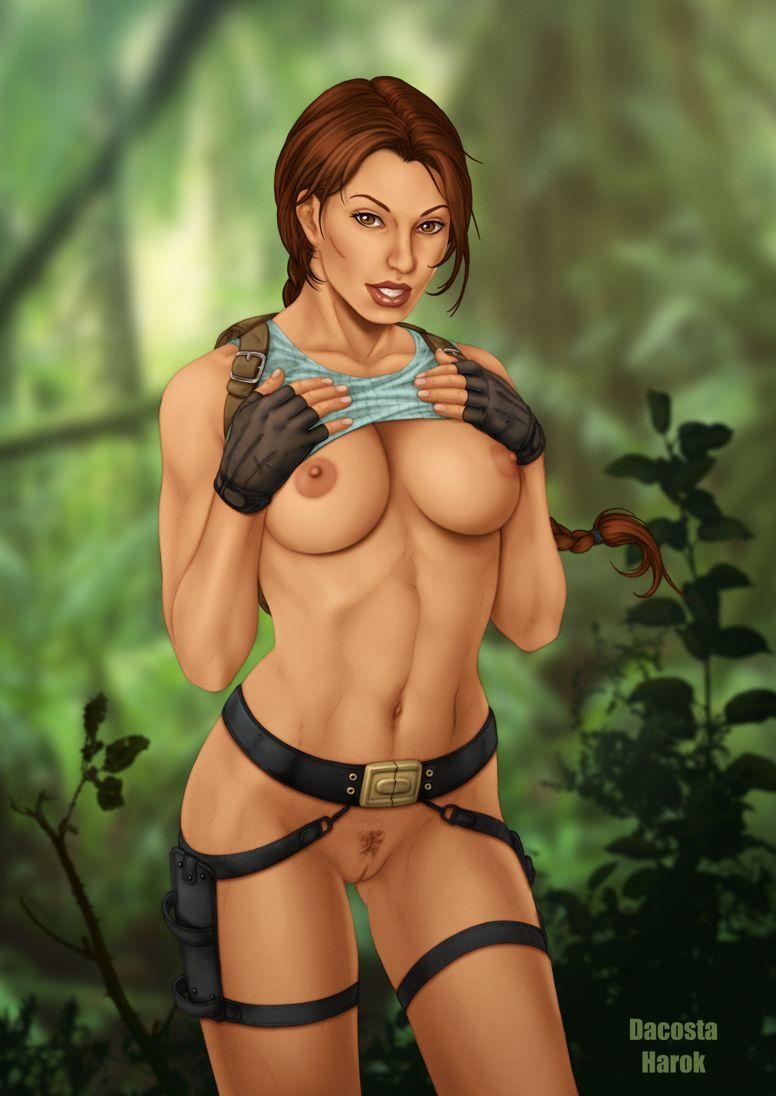 эротические картинки с ларой крофт-зг1