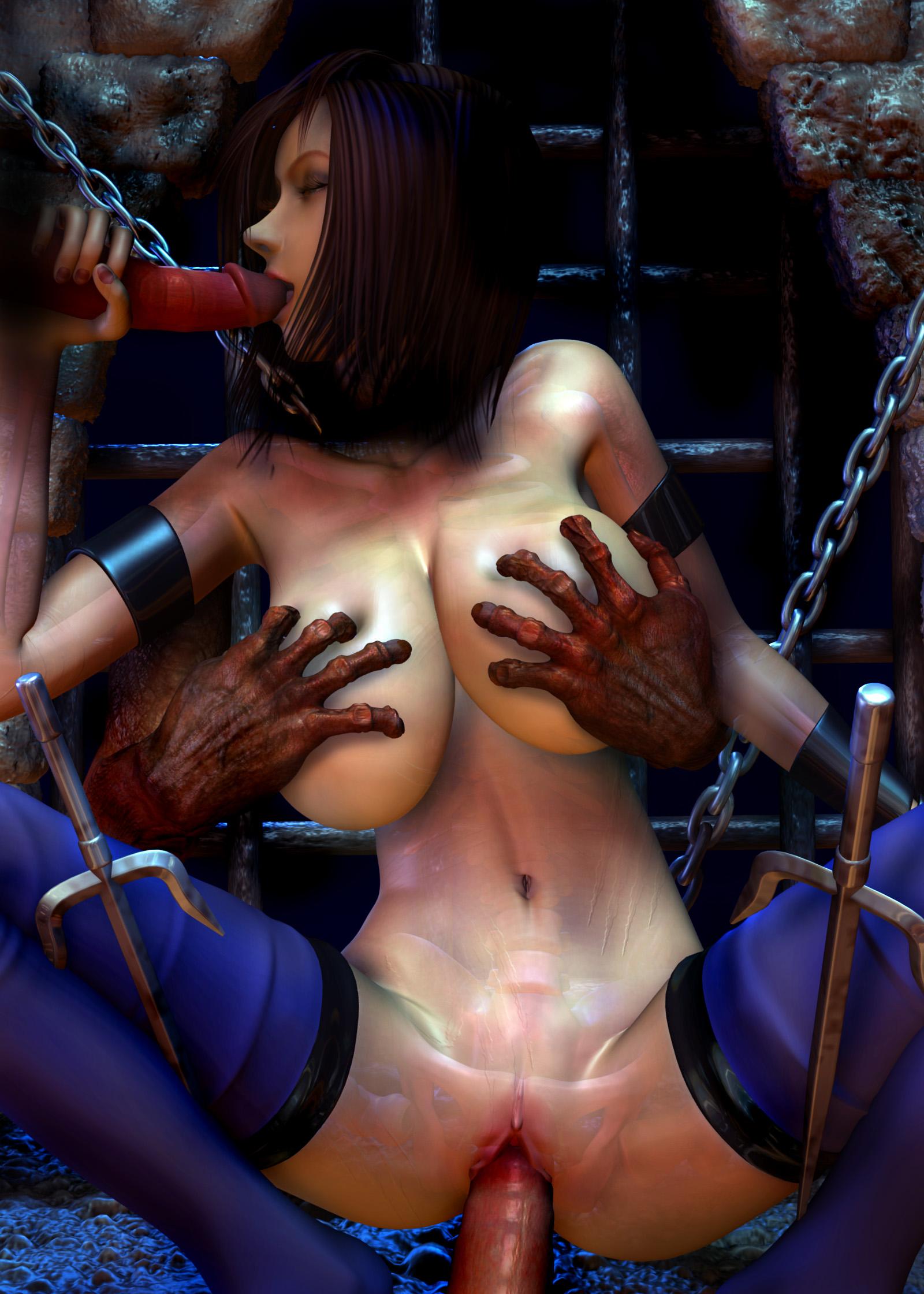 Порно игра мортал комбат секс с китаной