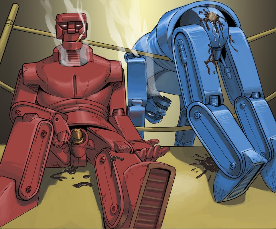 Роботы секс видео думаю