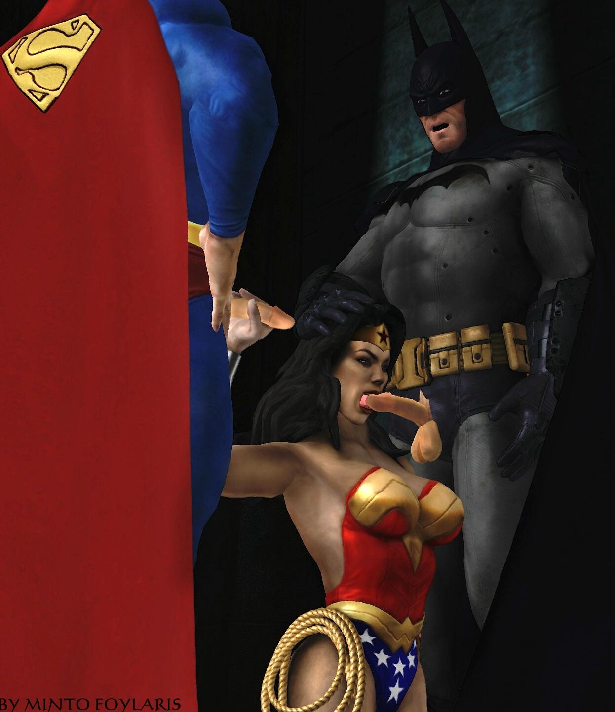 Batman arkham hentia 3d adult image