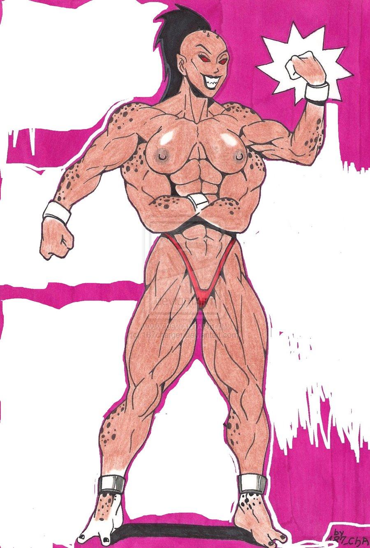 Mortal kombat shiva naked masterbating xxx clip