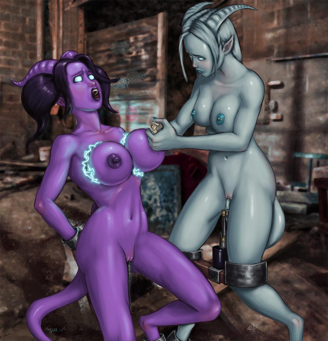 Draenei cgi porn nude pics