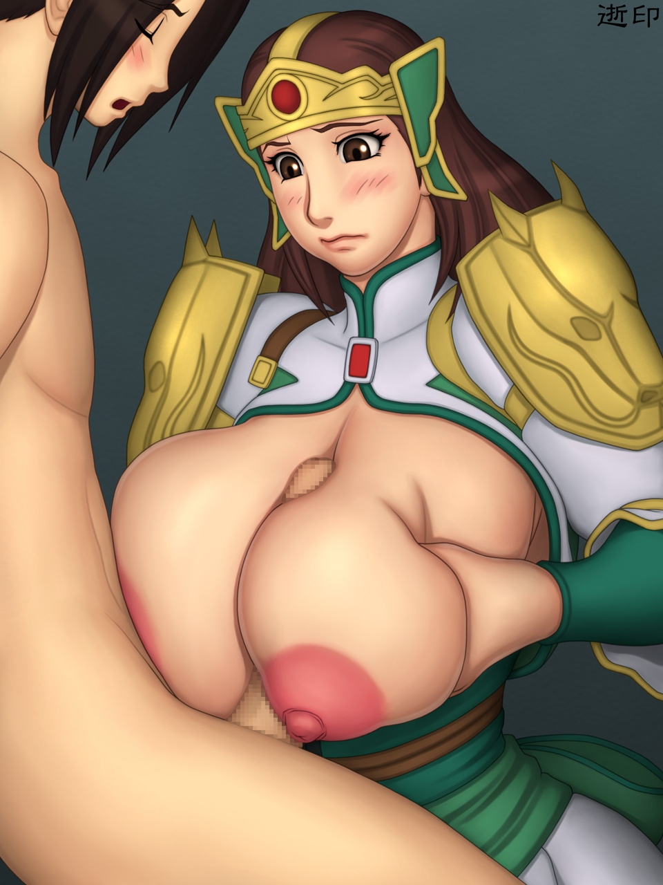 Warriors orochi sexiest female pornos comics