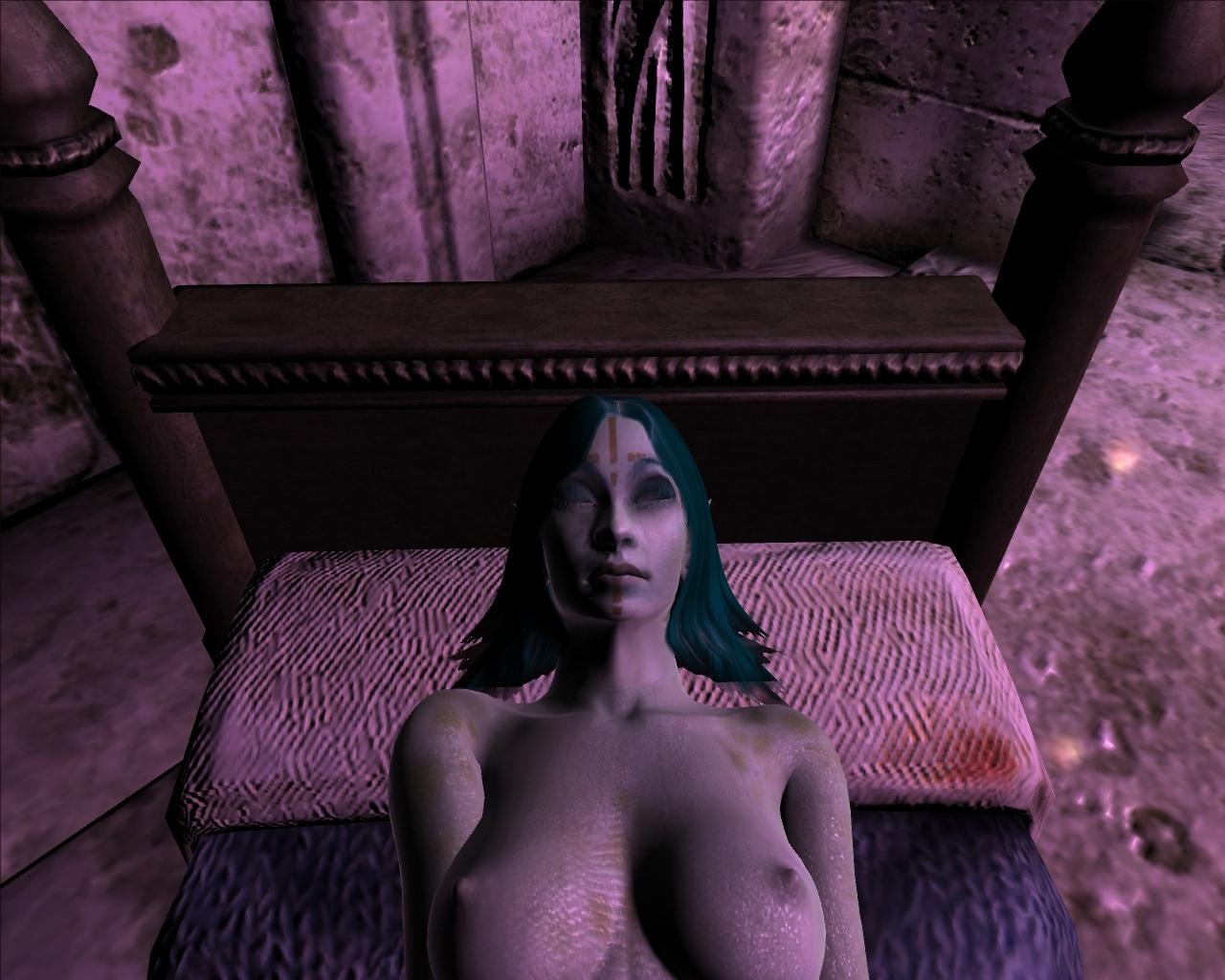 Oblivion mods erotic dance erotic clip
