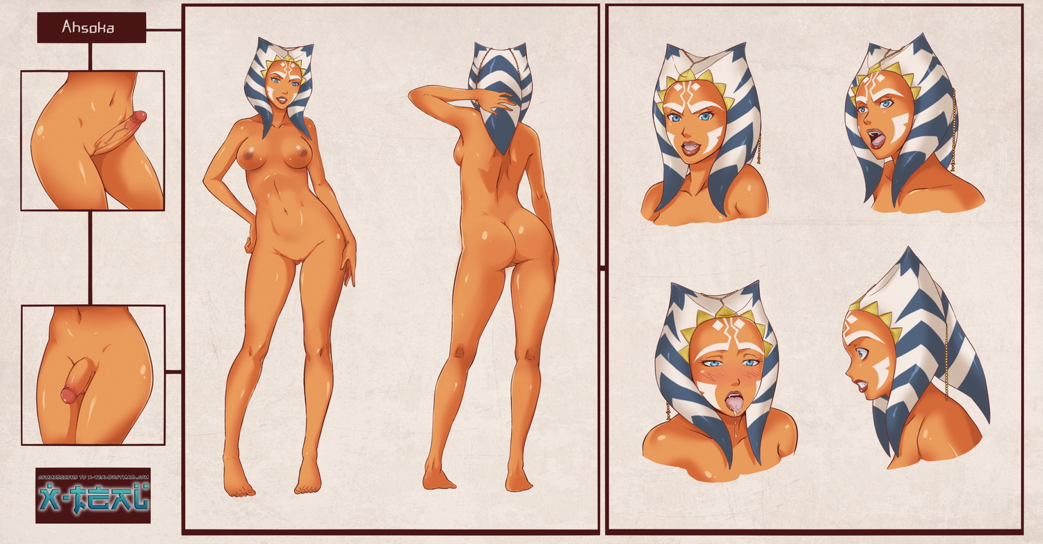 Ahsoka tano star wars naked xxx pictures