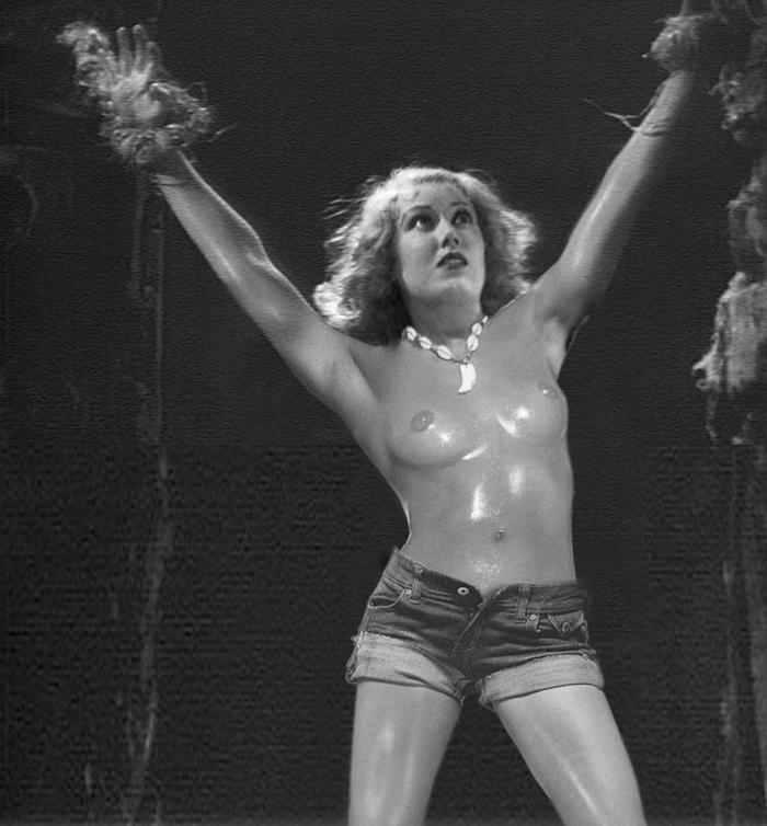 Fay ray nude — photo 13