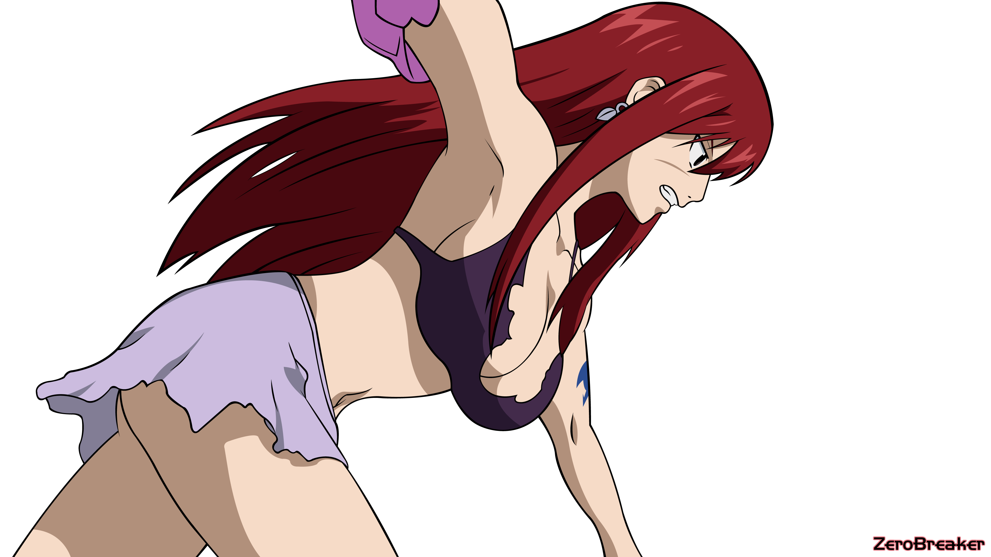 Naked girls from fairy tail sexy picture