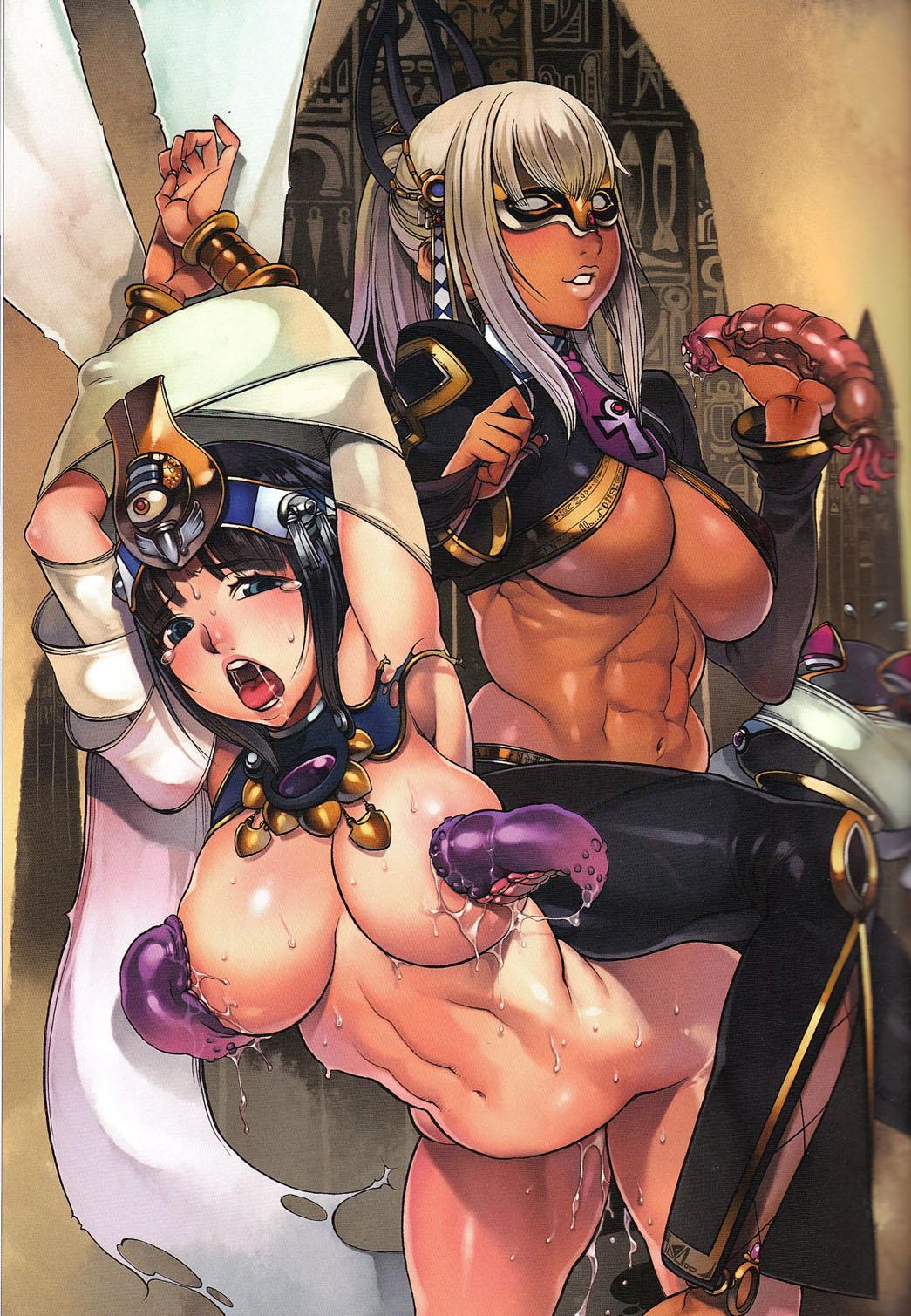Xxx queen blade xxx nudes comics
