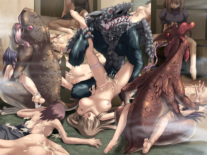 Порно монстры оргия 1170 фотография