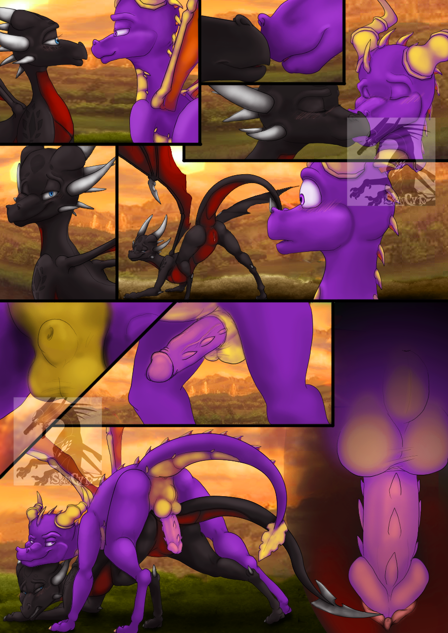 Spyro hentai sexy video