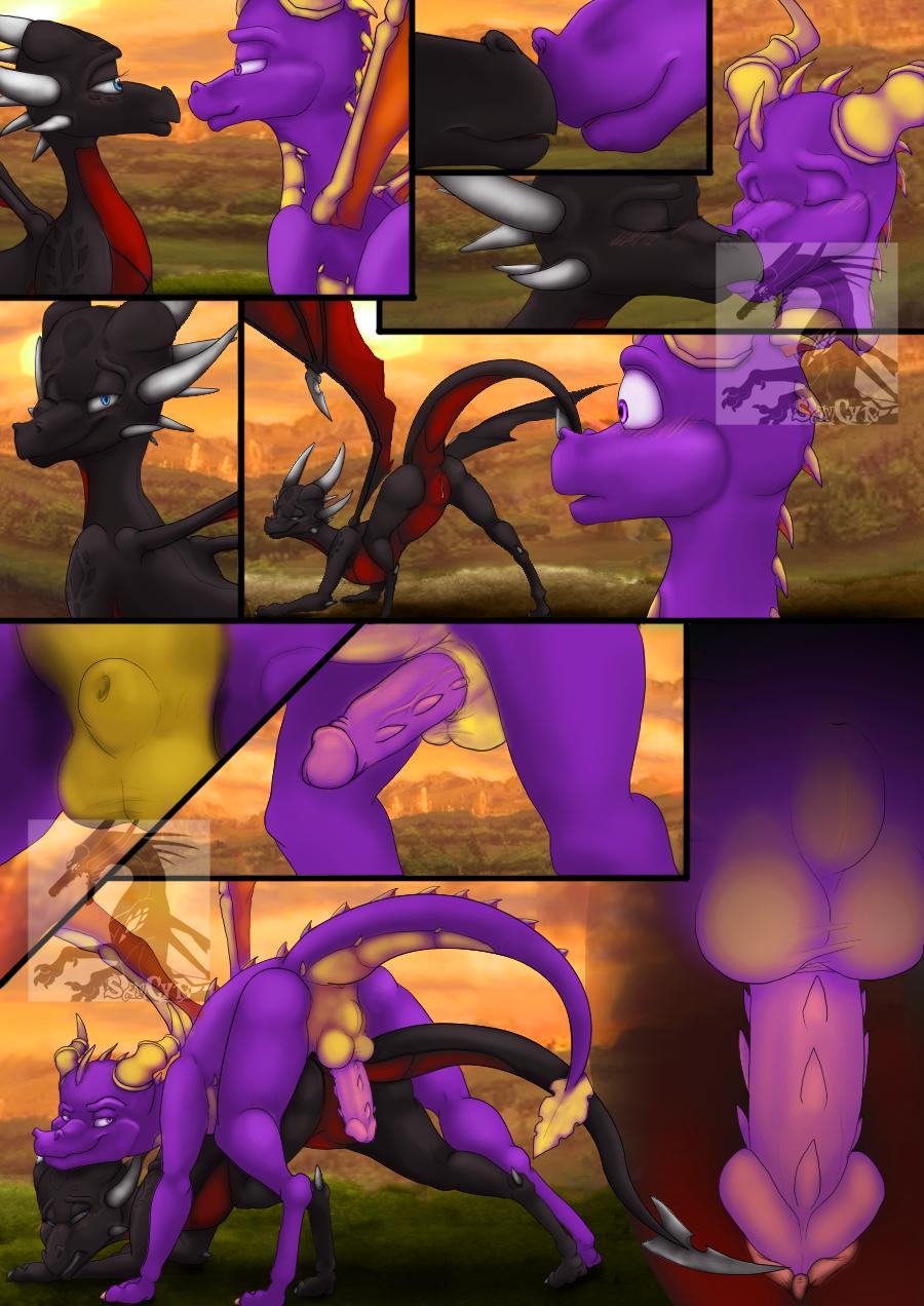 Spyro hentai sexy video
