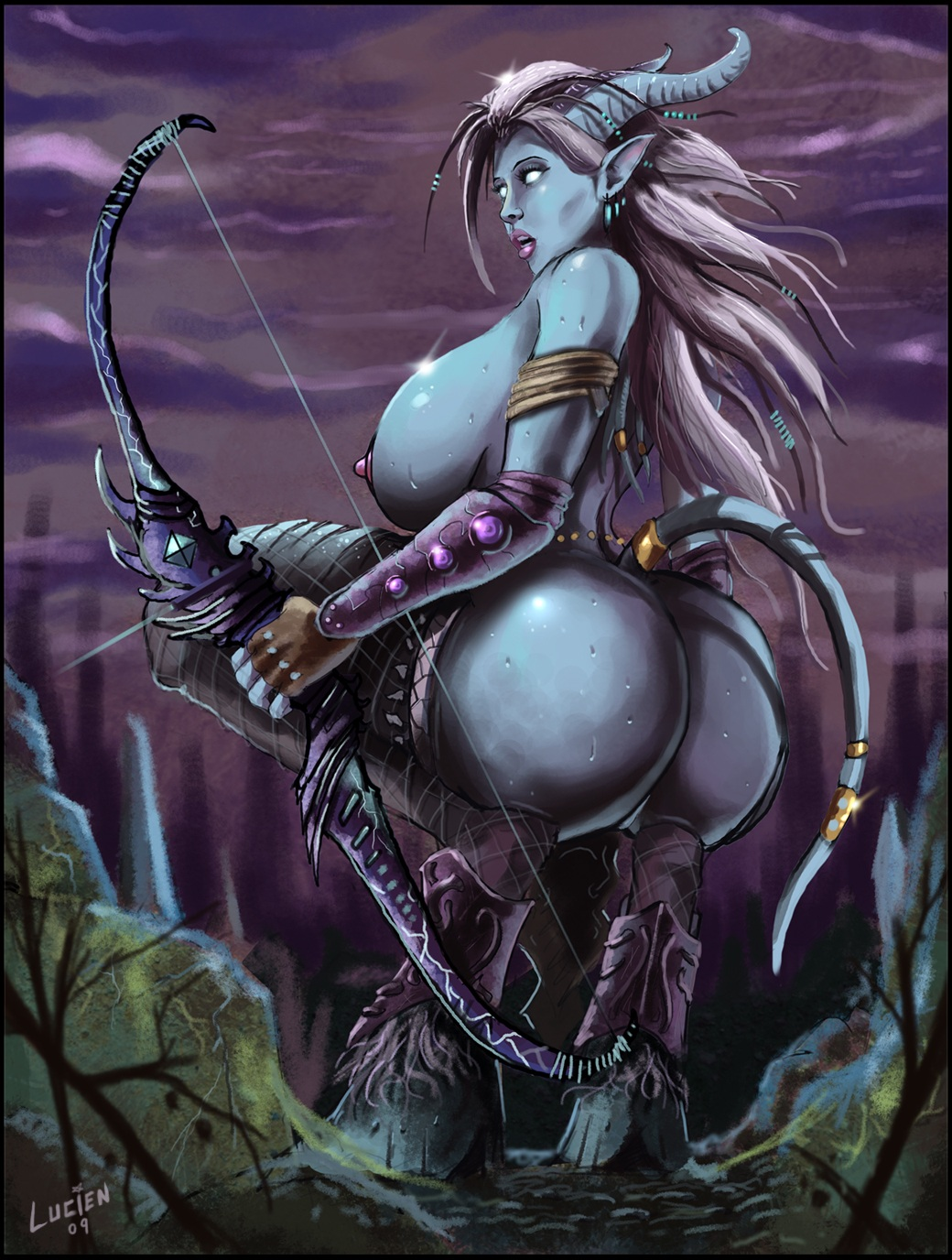 World of warcraft heintai sexy pics