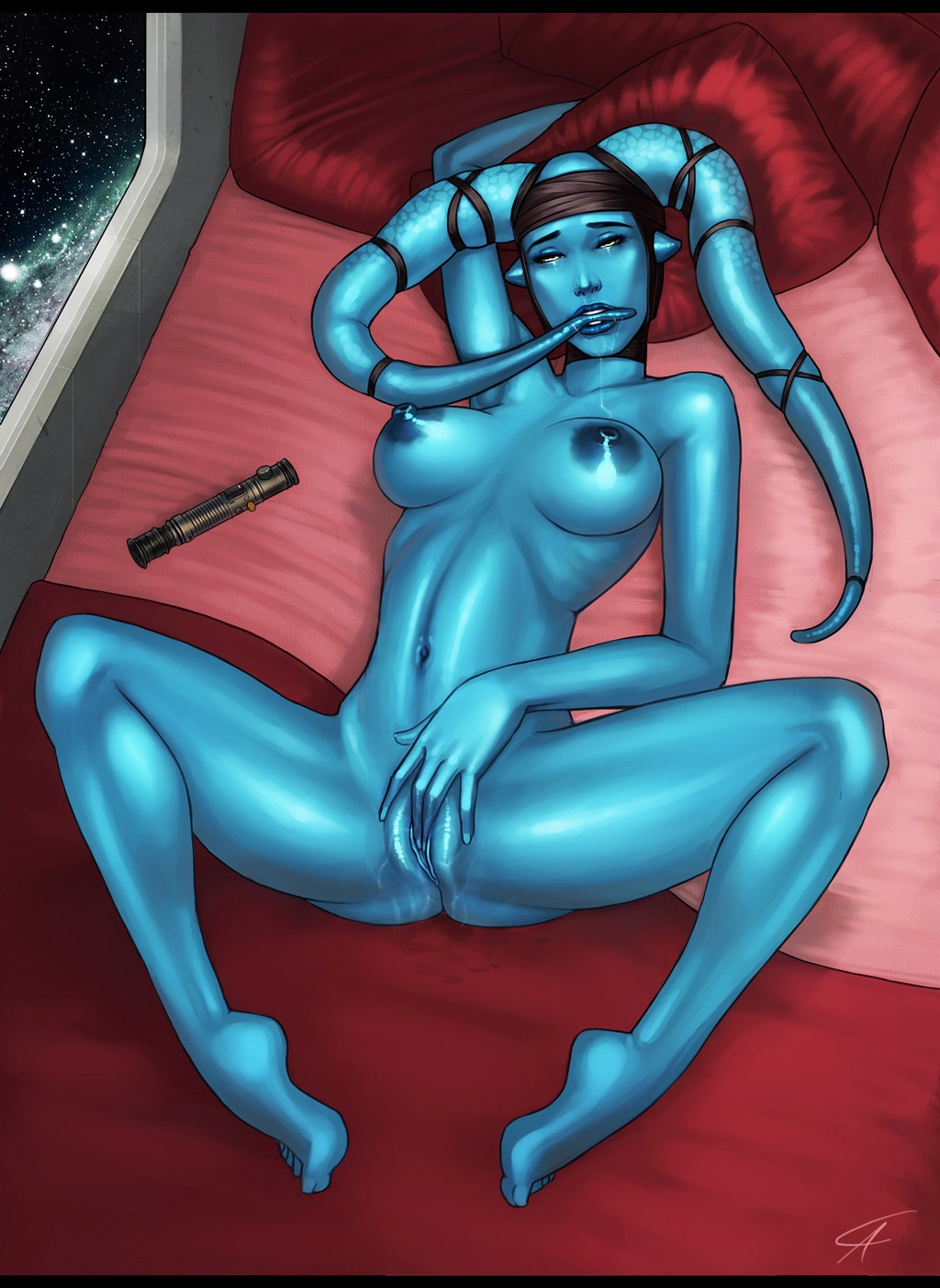Naked twi'lek dancers sexy videos