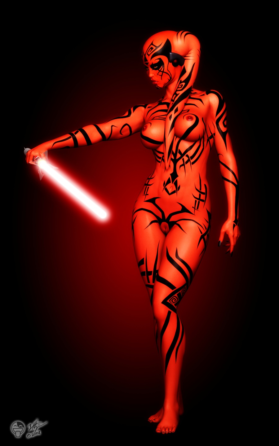 Sith lords nude skin xxx movies