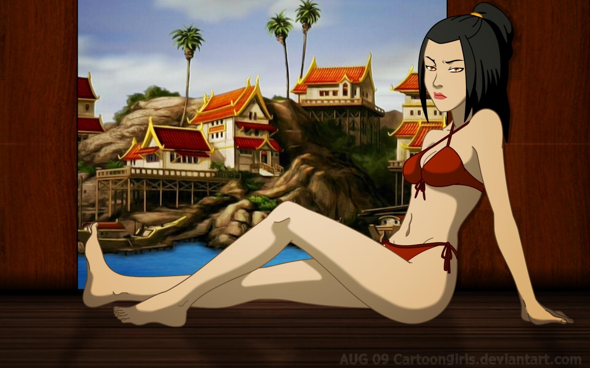 Avatar sexy game