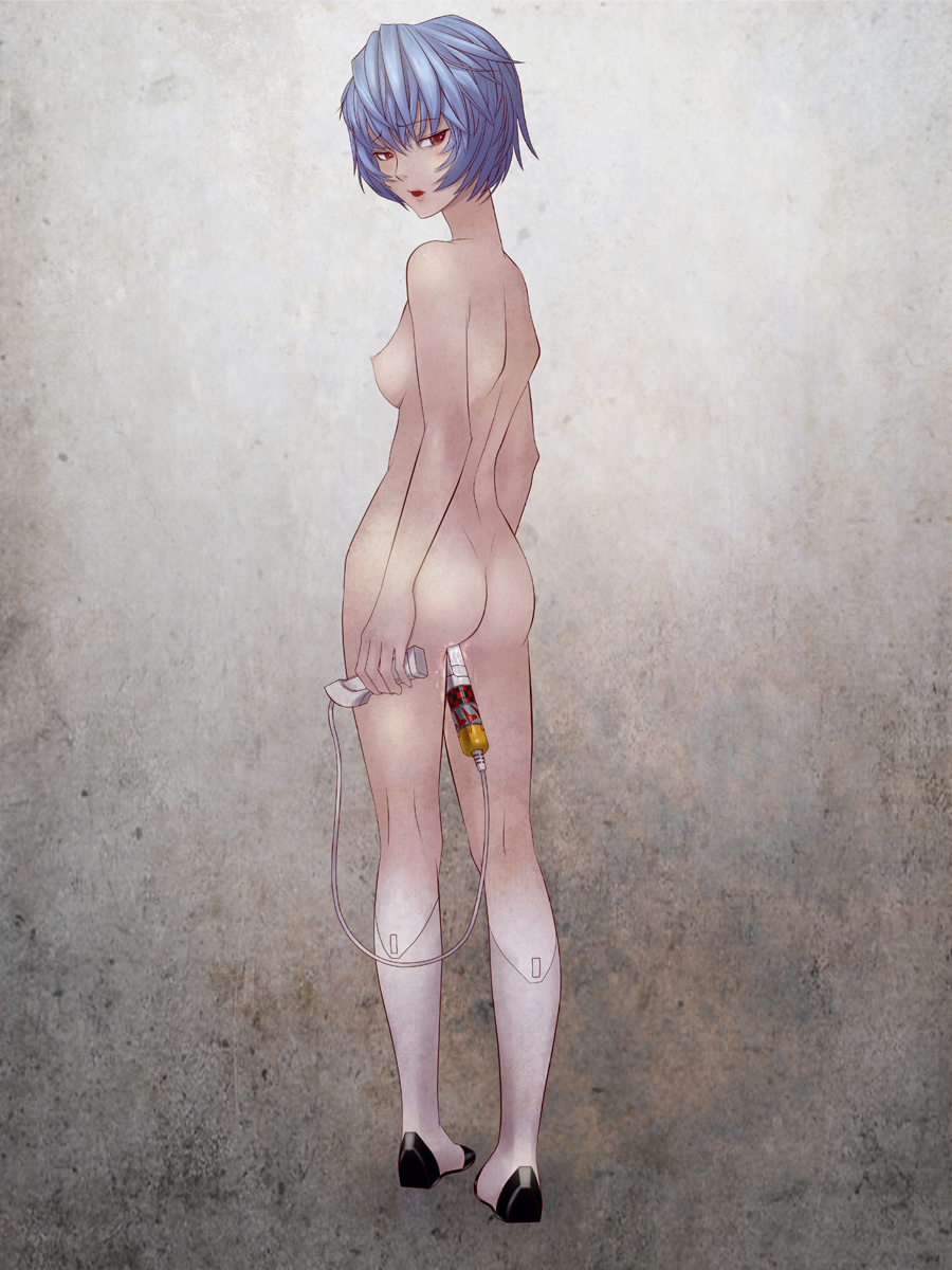 Rei ayanami by illust