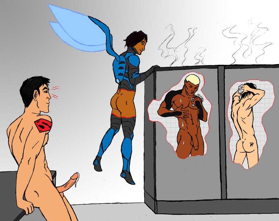 Гей Порно Титан