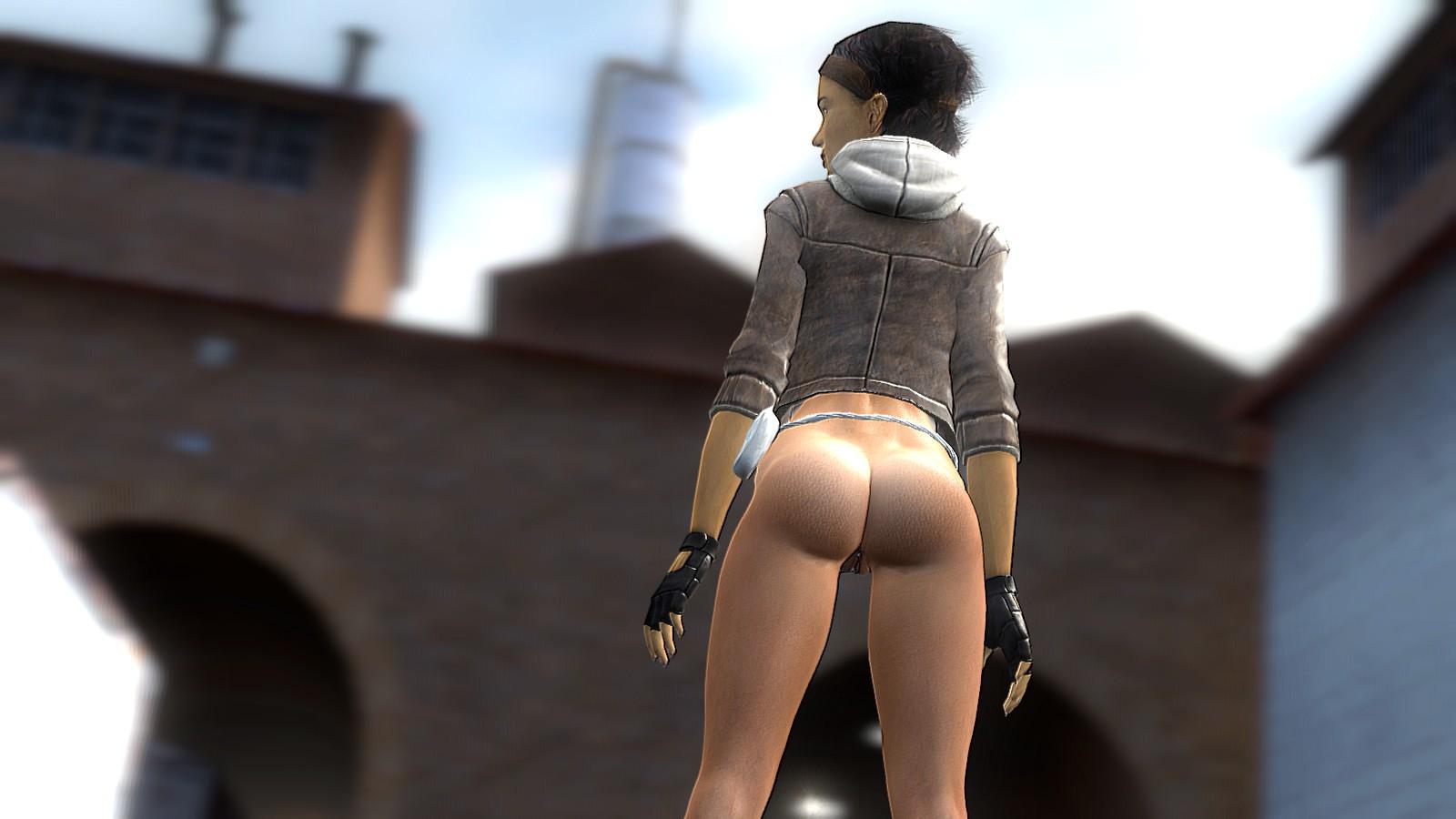 Half-life 2 erotic erotica galleries