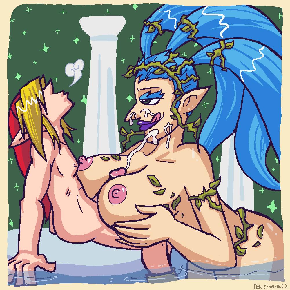 Loz Great Fairy Hentai