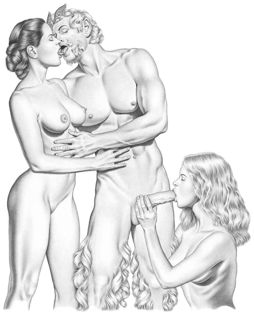erotika-grecheskoe-retro-porno-katya-upton-golaya