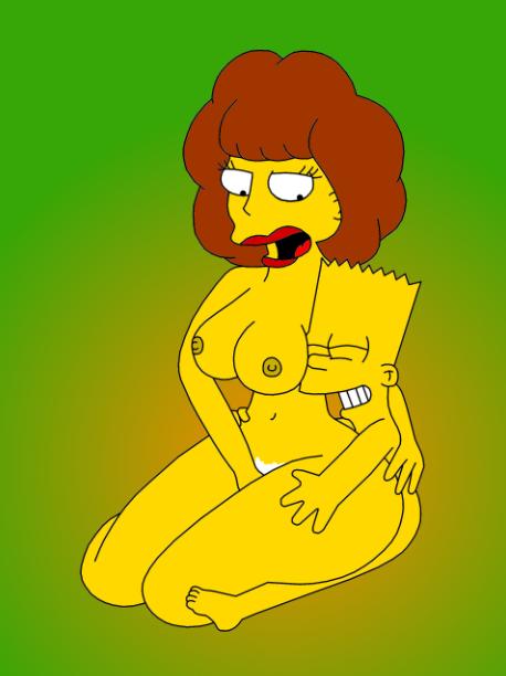 Maude flanders sexy