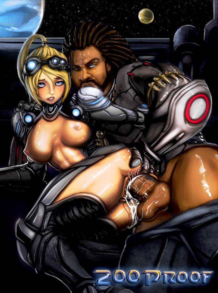 Porn вконтакте starcraft