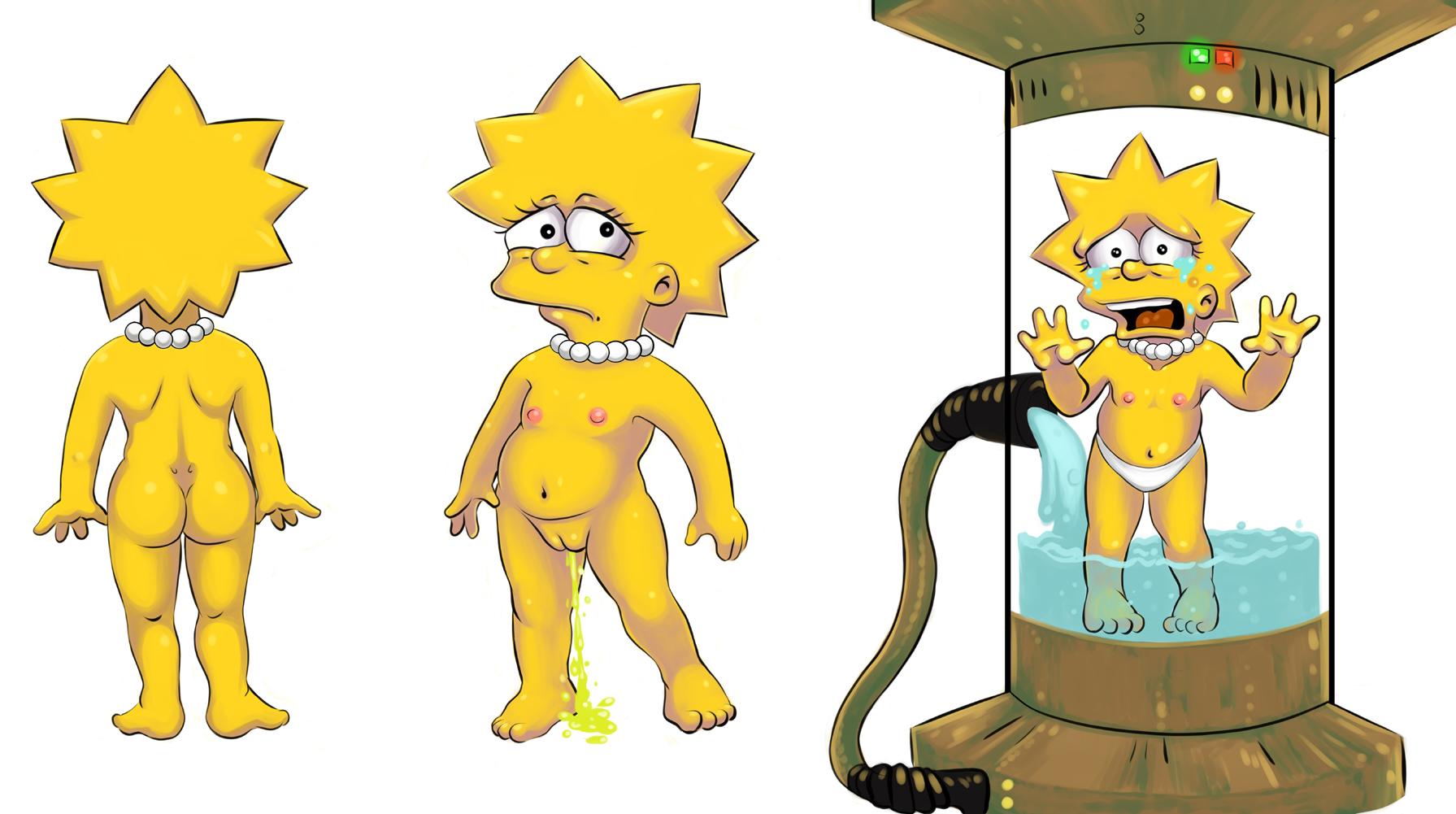 Симпсоны лиза развратница 14 фотография