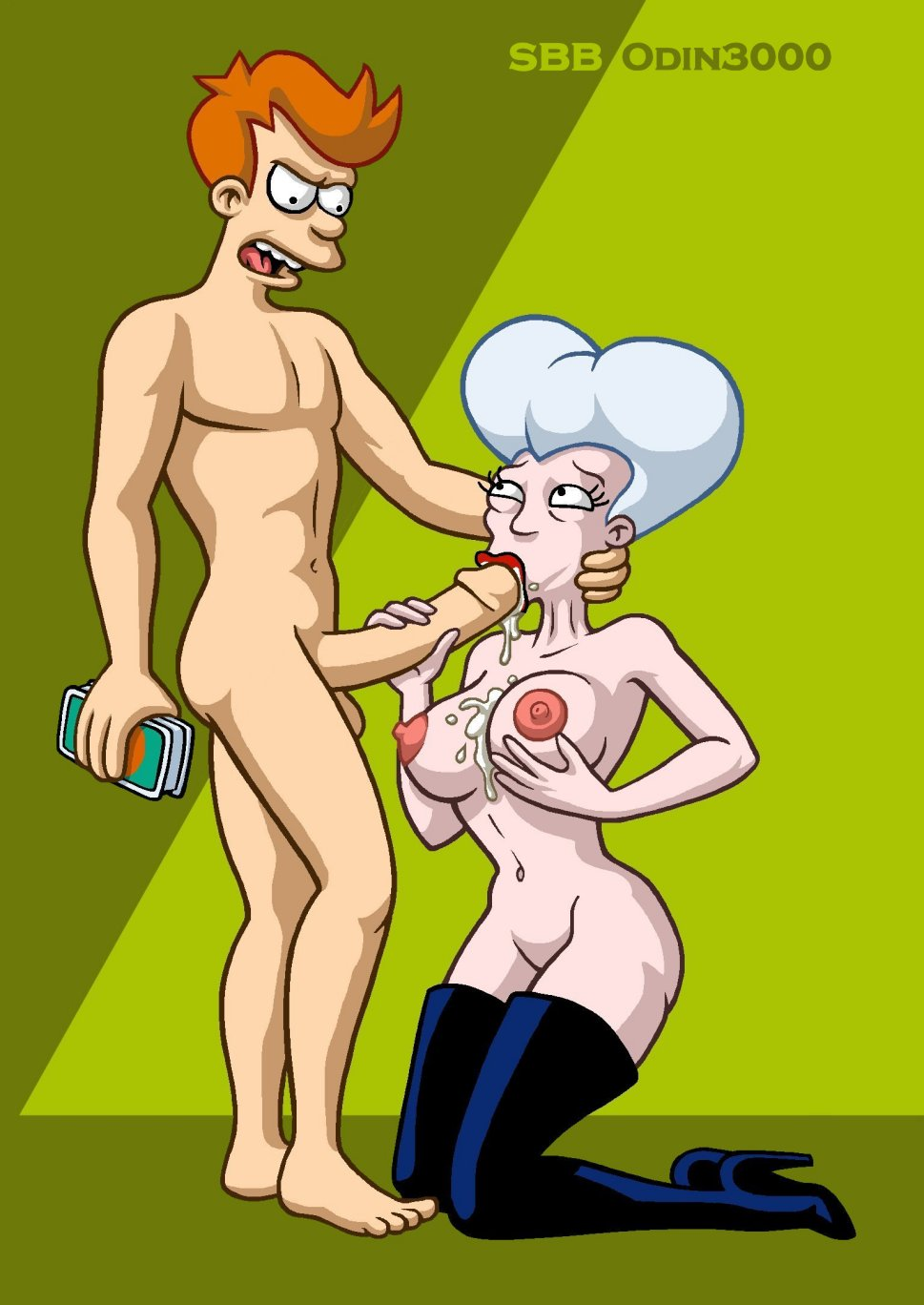 Futurama mom rule 34 nude video