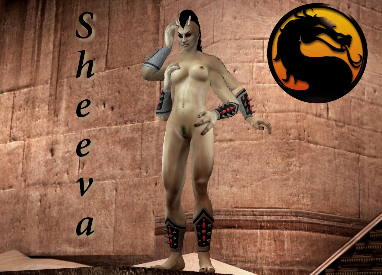 Mortal kombat 9 erotic naked pron pic