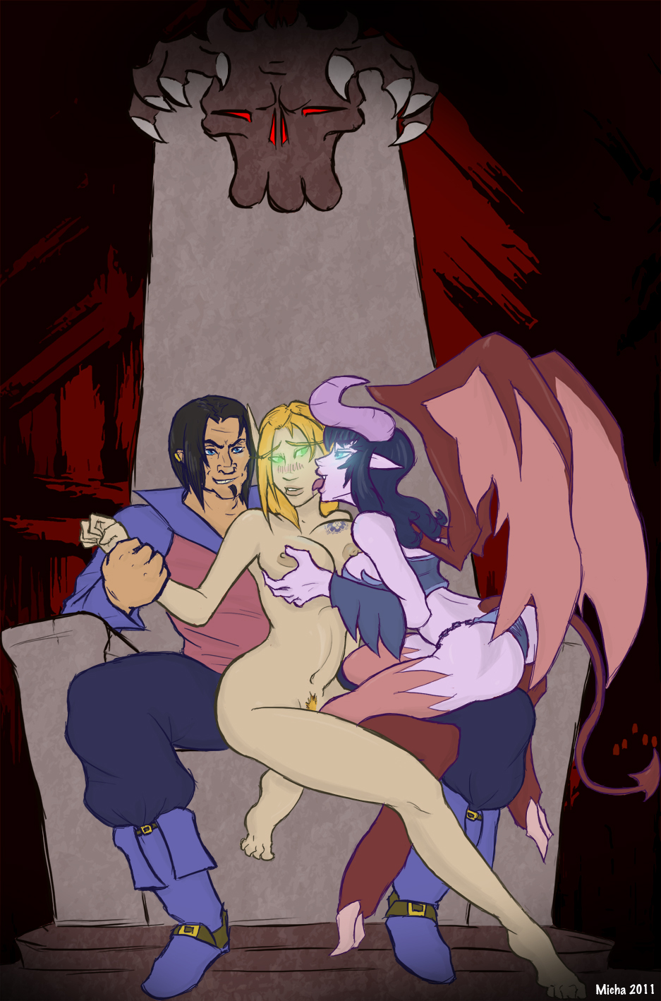 Wow warlock succubus porn adult movie